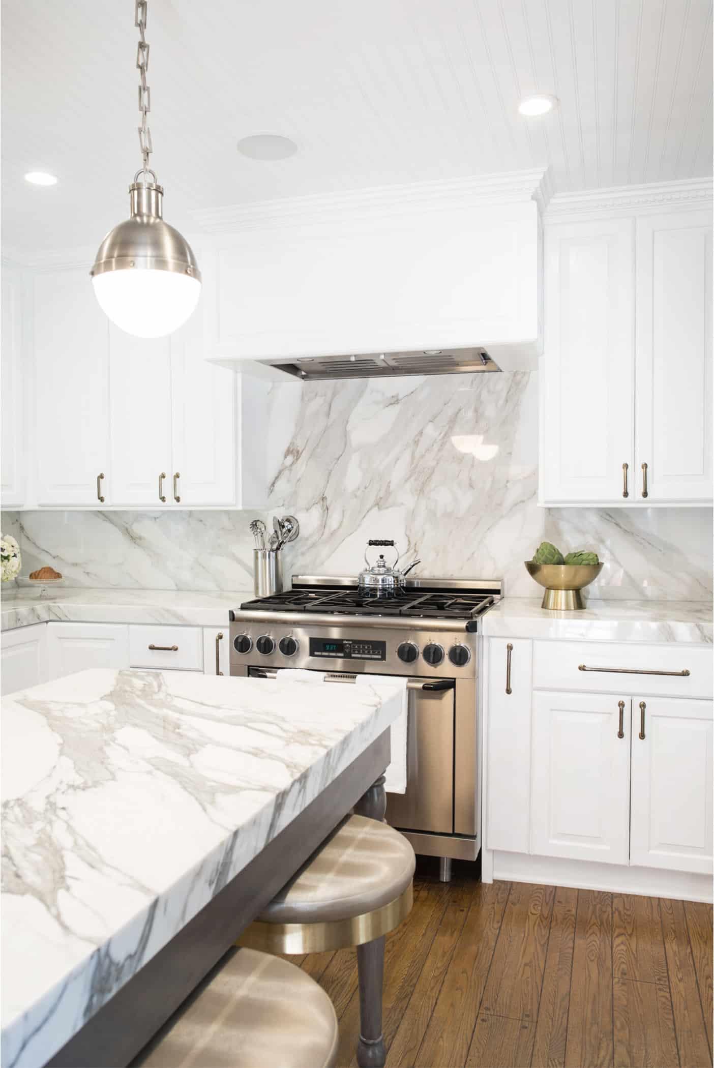 luxury kitchen redesign   Designer Kitchen Remodel Budget Details   COCOCOZY
