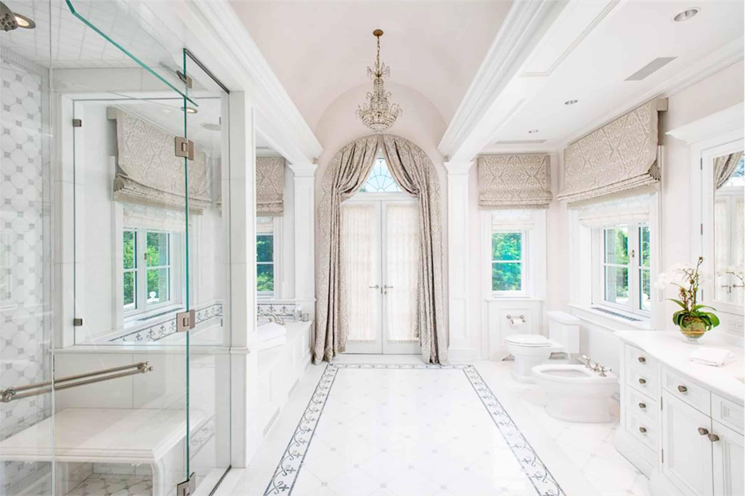 $29 Million Dollar Classic Connecticut Mansion House Tour | COCOCOZY
