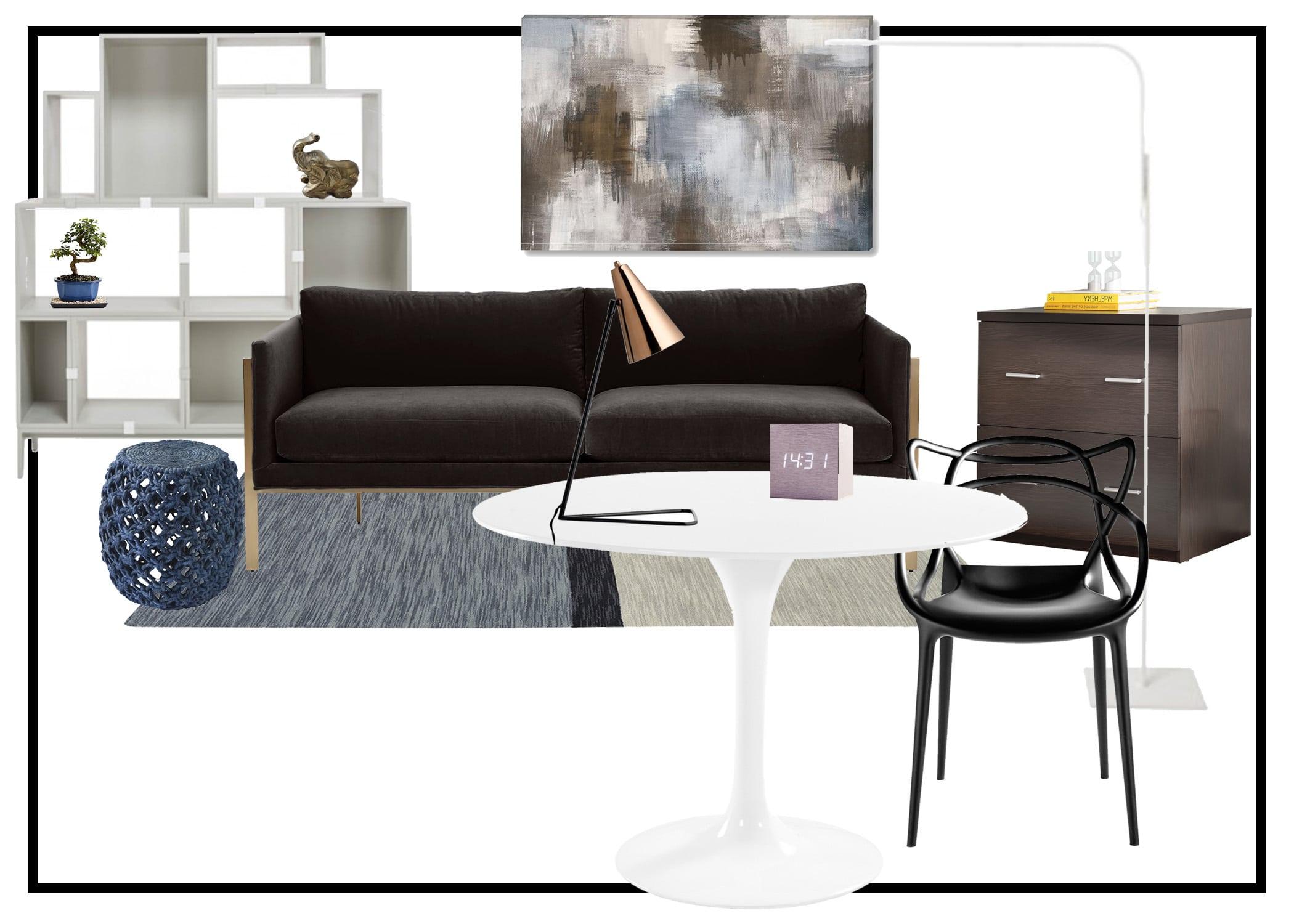 Officeupdatesaarinentableshoppingboard COCOCOZY - Room and board saarinen table