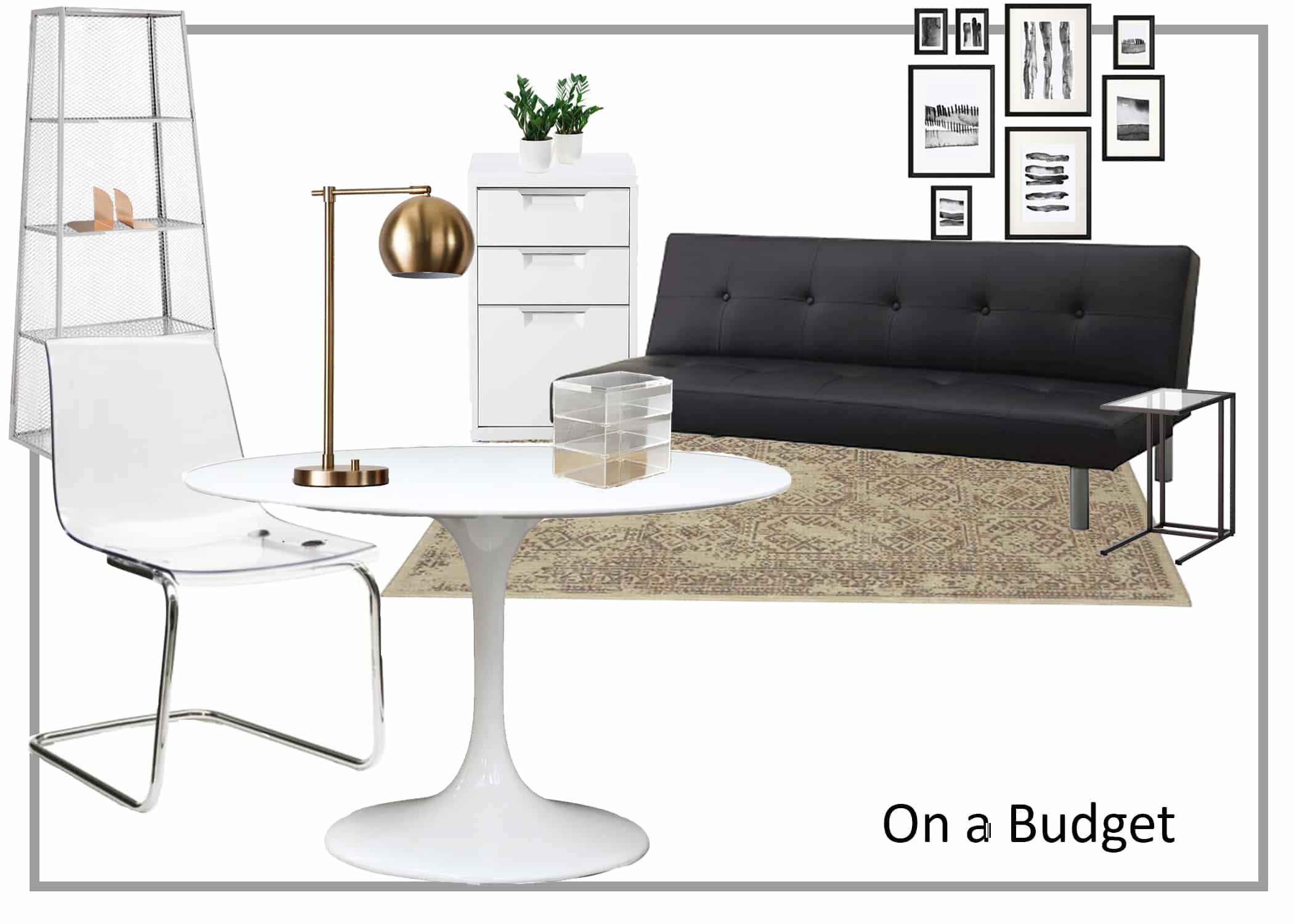 Office Update Chic Saarinen Table COCOCOZY - Room and board saarinen table