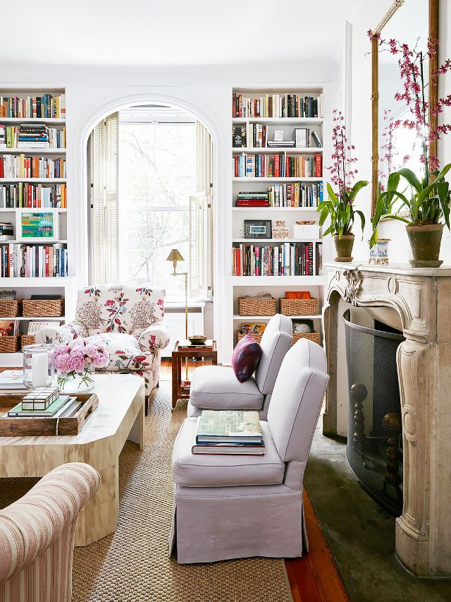 Arched Book Shelves Doorways And Windows