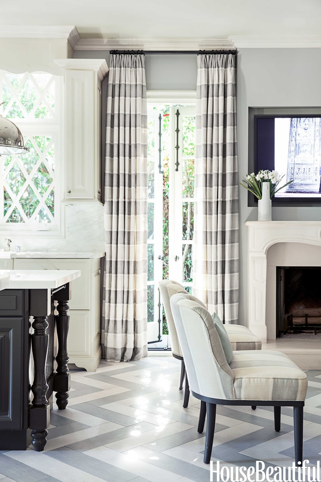 DESIGNER MARY MCDONALD CLEANSES THE COLOR PALETTE - HOUSE BEAUTIFUL ...