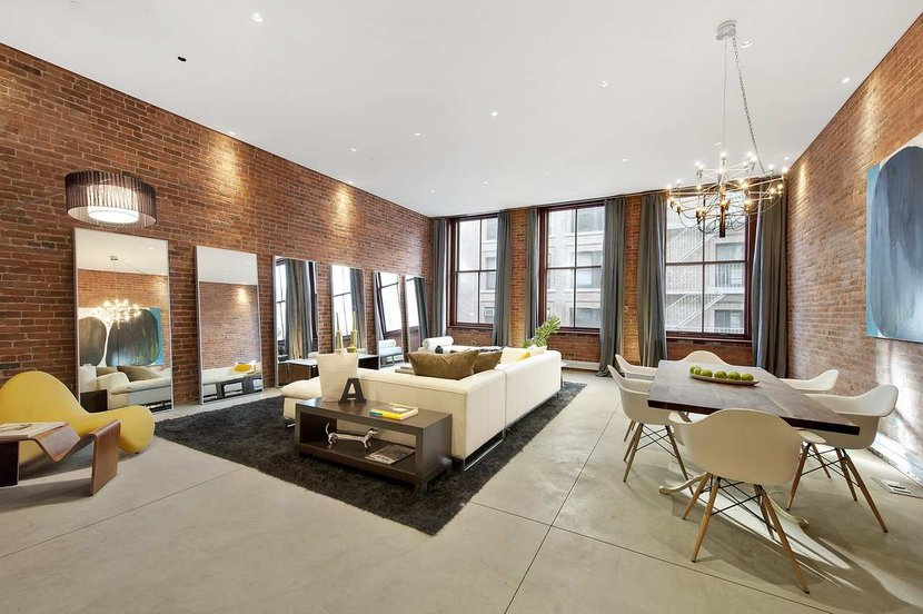 SEE THIS HOUSE: A MULTI MILLION DOLLAR NEW YORK CITY LOFT EXPOSED ...