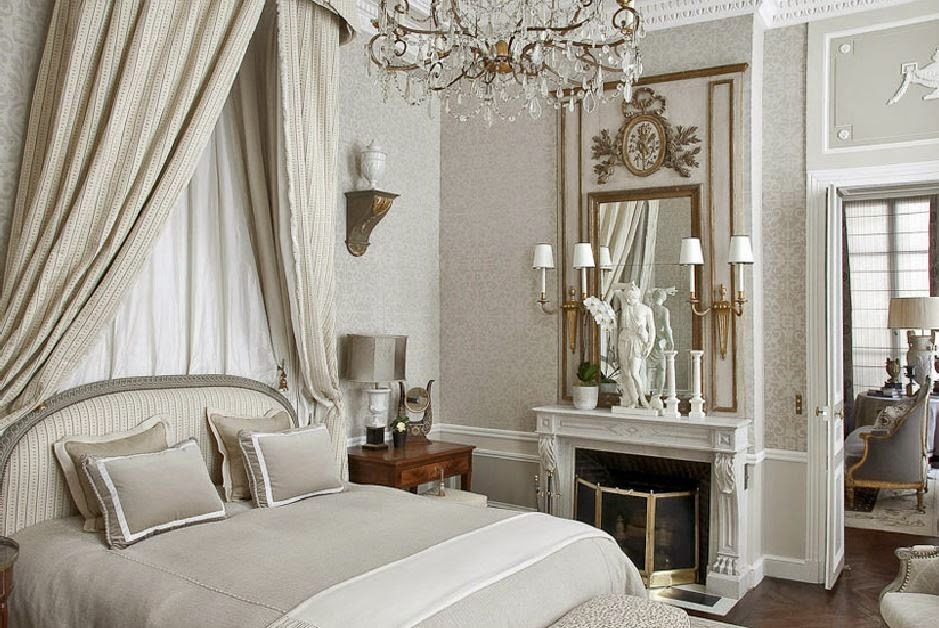 Classic French bedroom by Jean Louis DeniotREGAL BEDS   CLASSIC FRENCH BEDROOMS   COCOCOZY. French Bedrooms Images. Home Design Ideas