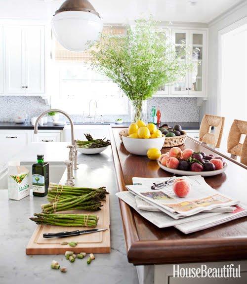 Cottage Kitchen Angeles: BEACH COTTAGE COOL!