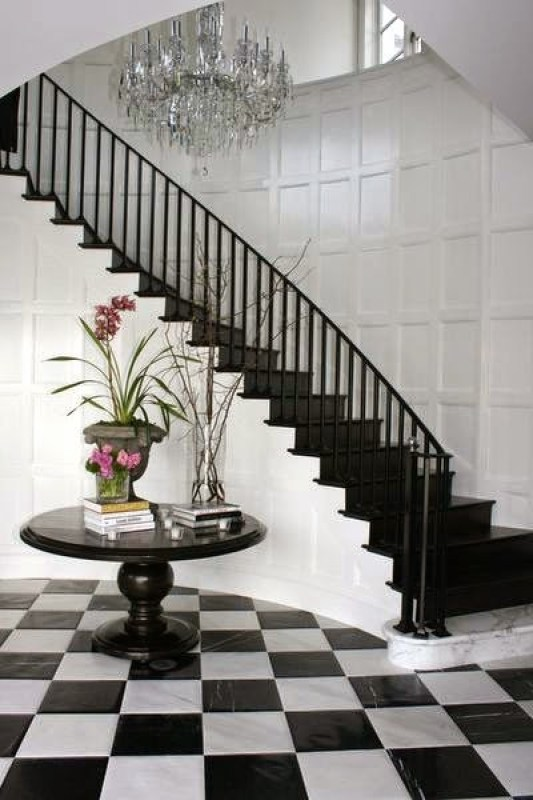 9 BEAUTIFUL BANISTERS - STAIR RAILING CHIC | COCOCOZY