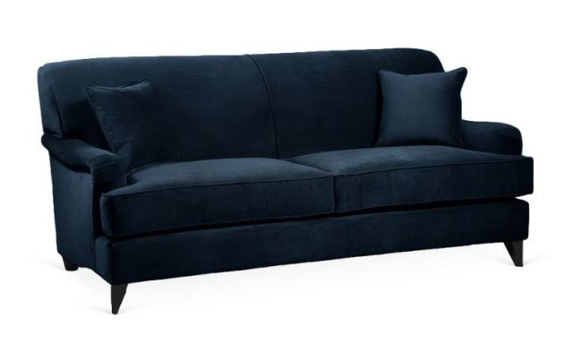 Eloise Sofa in Navy
