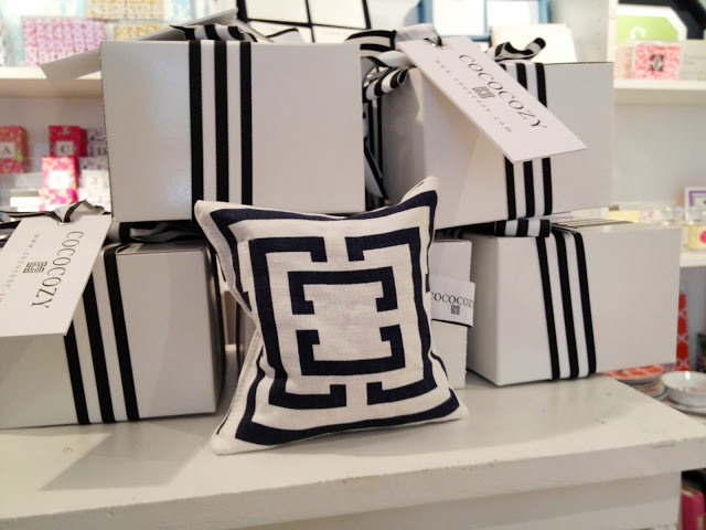 COCOCOZY Lavender Sachets on display