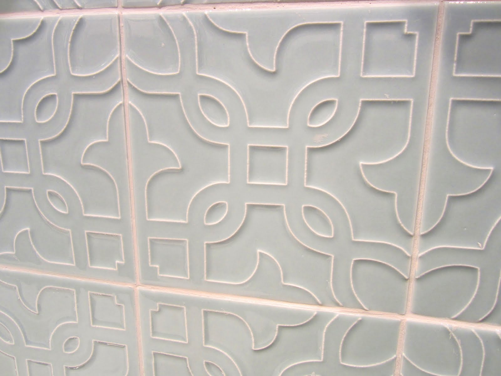Tile file soothing ceramic tile cococozy close up of michael s smiths labyrinth tiles for ann sacks dailygadgetfo Gallery
