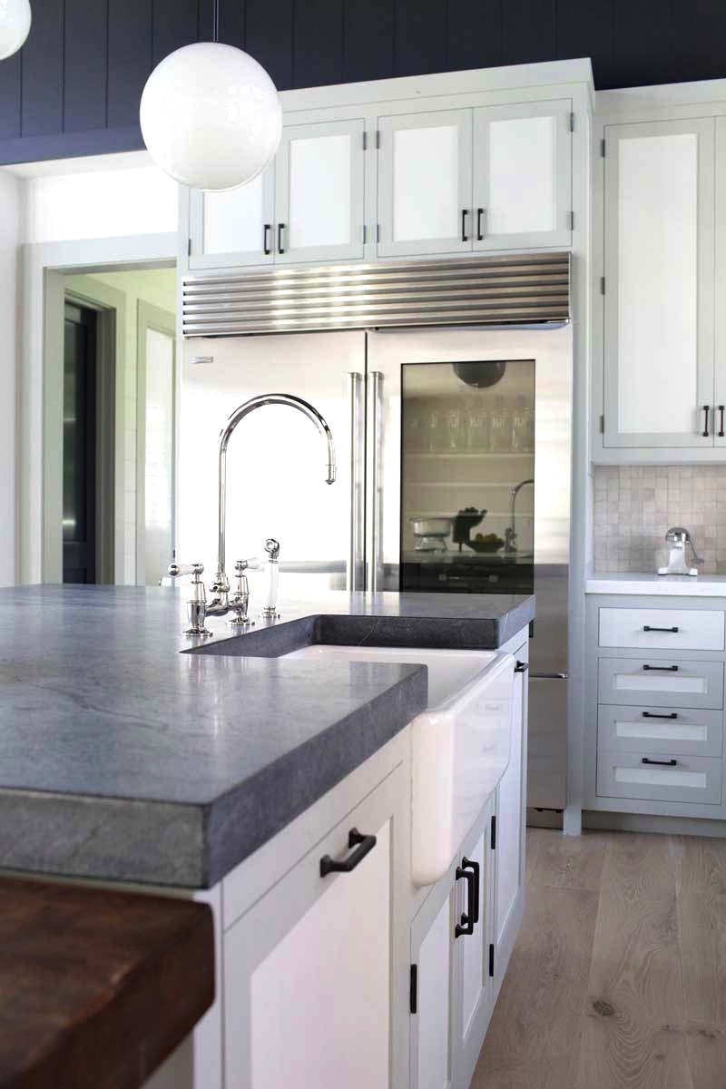 TALE OF A TWO TONED KITCHEN | COCOCOZY