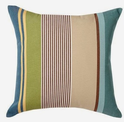 Striped Outdoor Pillow