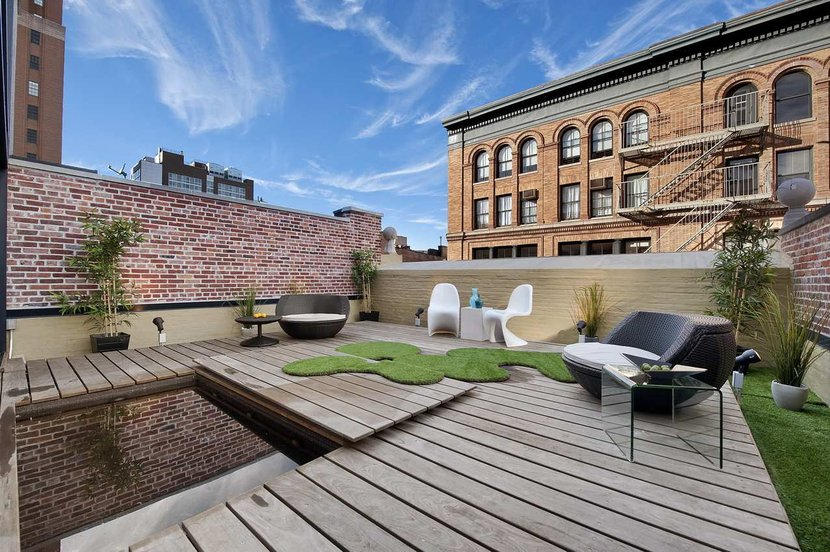 See this house a multi million dollar new york city loft for Million dollar apartments nyc