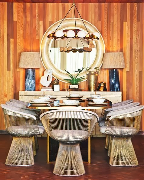 Kelly wearstler dining