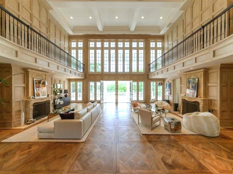 29 million dollar hamptons estate to stage or not to for Million dollar living rooms
