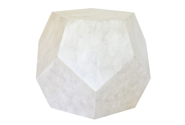 Dodecahedron table