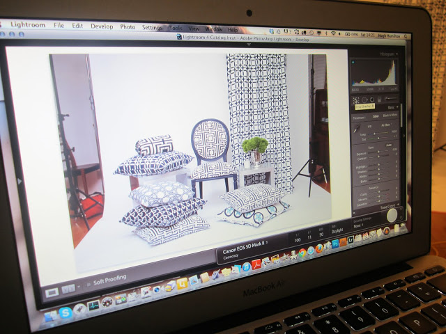 COCOCOZY textile collection from catalog shoot 2013