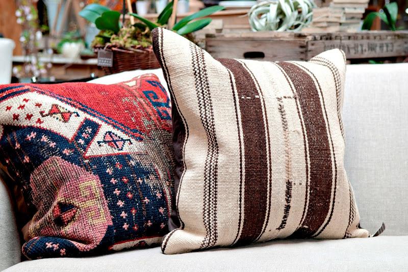 Pillows inside Jayson Home & Garden
