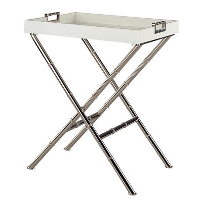 Cheap To Chic X Marks The Spot On Fashionable Side Tables