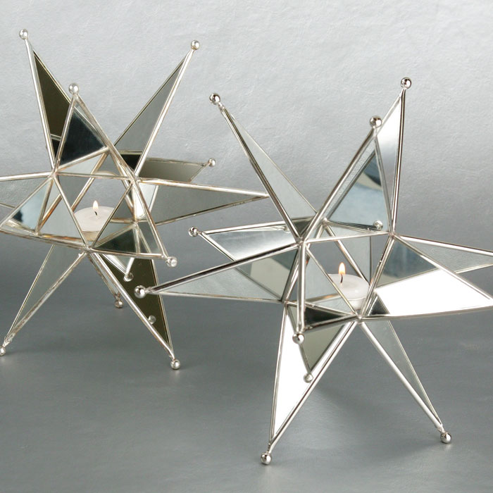 DESIGN ON SALE DAILY: STAR LIGHT CANDLE HOLDERS! | COCOCOZY
