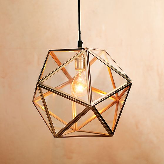 Design On Sale Daily A Multifaceted Pendant Light Cococozy