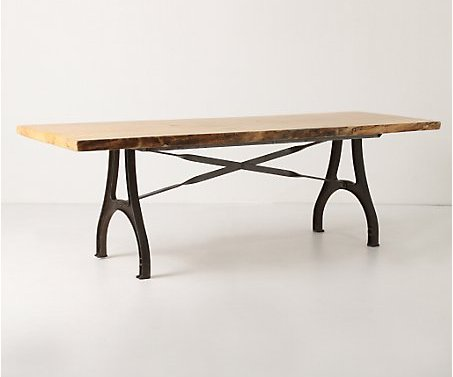 Cheap to chic top 20 dining tables i 39 m liking today plus for Cheap decking boards b q
