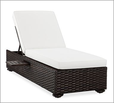 Design on sale daily all weather wicker chaise lounges for Chaise cushions on sale