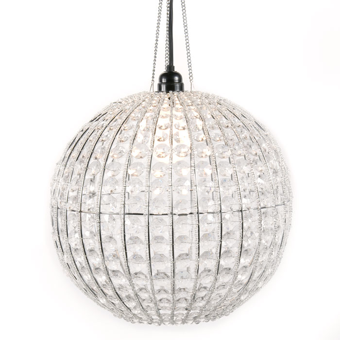 Cheap to chic round lights and crystal ball chandeliers cococozy belvedere hanging lamp from zgallerie aloadofball Images