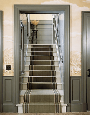 Back stairs of the white house book