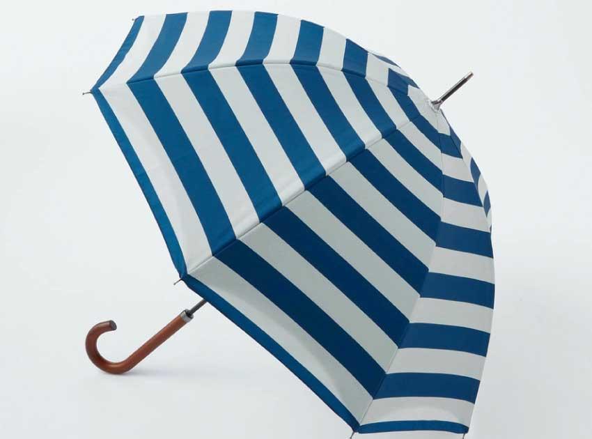二重張り1級遮光晴雨兼用日傘【ベルメゾン】
