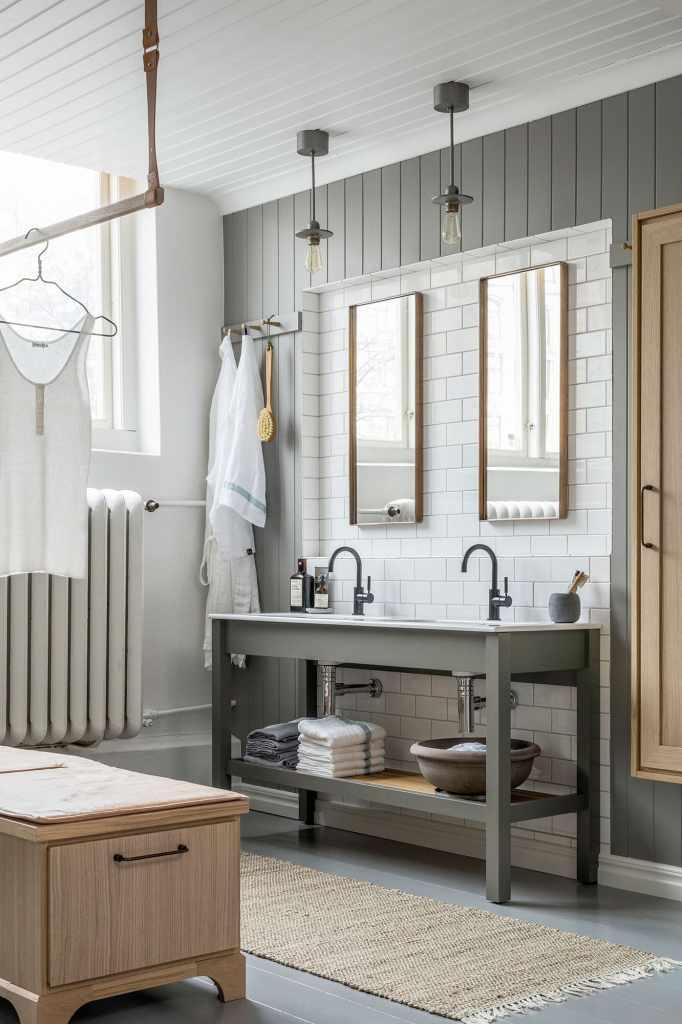 Bathroom inspiration from Kvänum