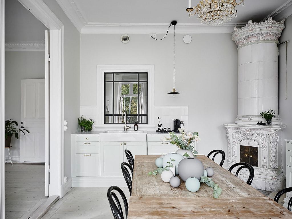 Classic And Delicate Interior Coco Lapine Designcoco