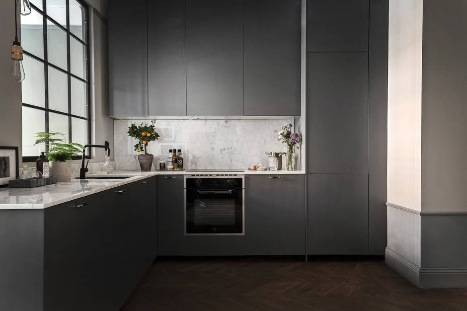 Dark And Moody Home COCO LAPINE DESIGNCOCO LAPINE DESIGN