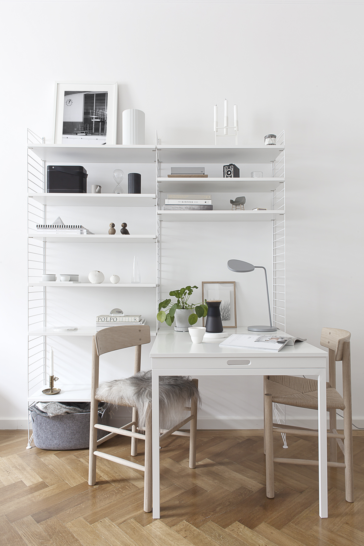 String System In Our Living Room COCO LAPINE DESIGNCOCO