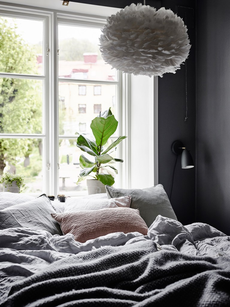 Beautiful Dark Bedroom Coco Lapine Designcoco Lapine Design