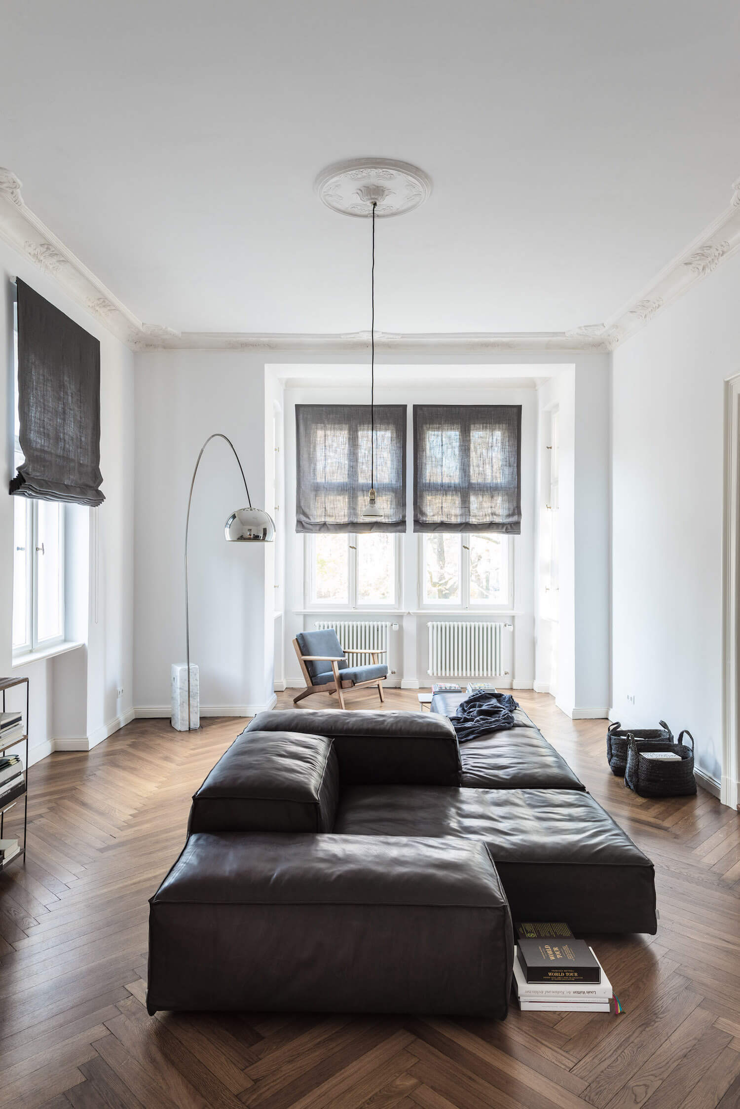 Berlin Apartment From The 19th Century Coco Lapine