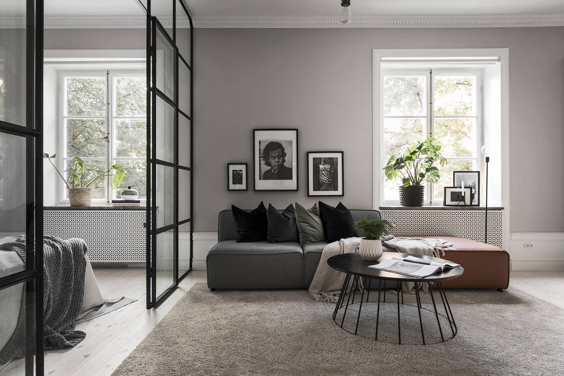 Kitchen Living Room And Bedroom In One, Bedroom Living Room Design