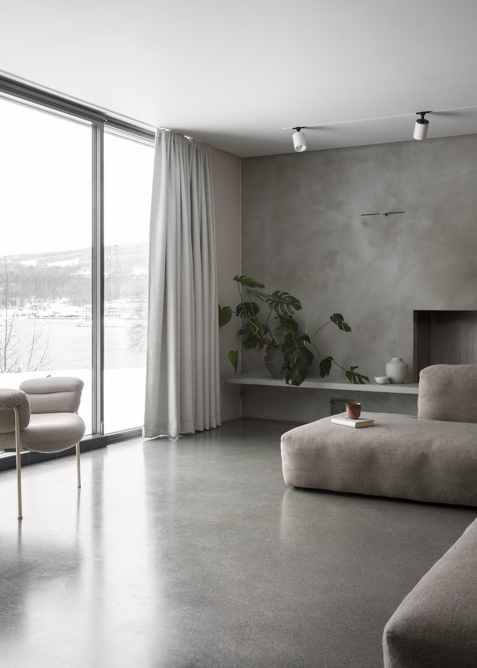 The gj vik house coco lapine designcoco lapine design for Design minimalista