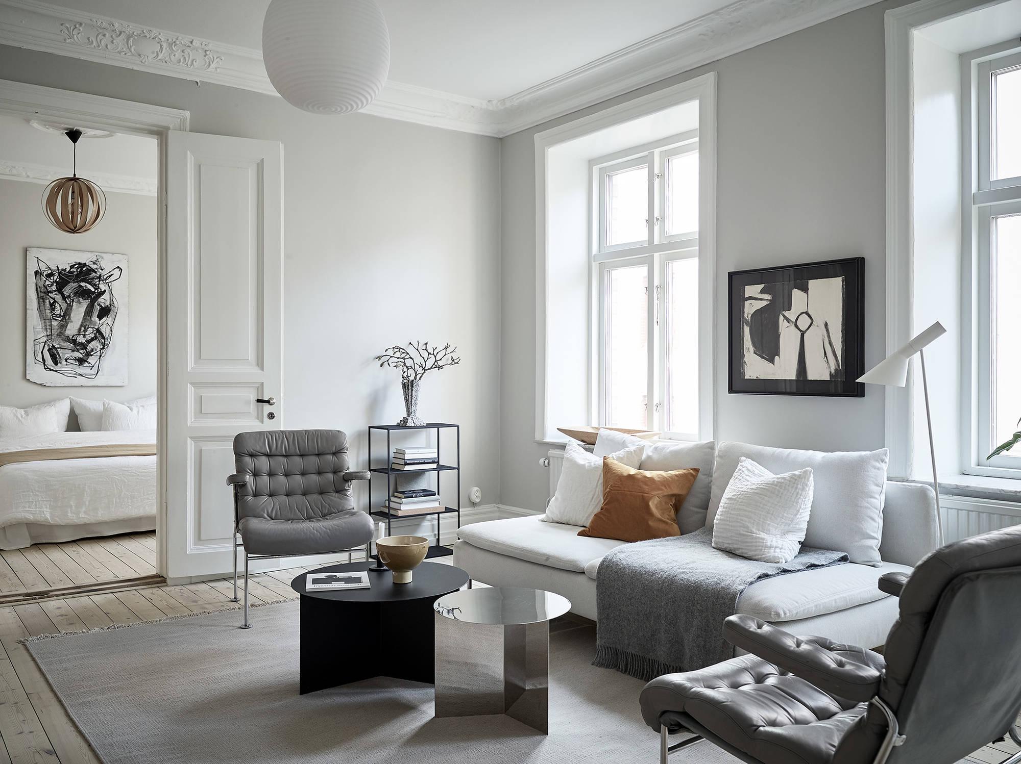 Cozy Home Greige Walls Coco Lapine Designcoco Design