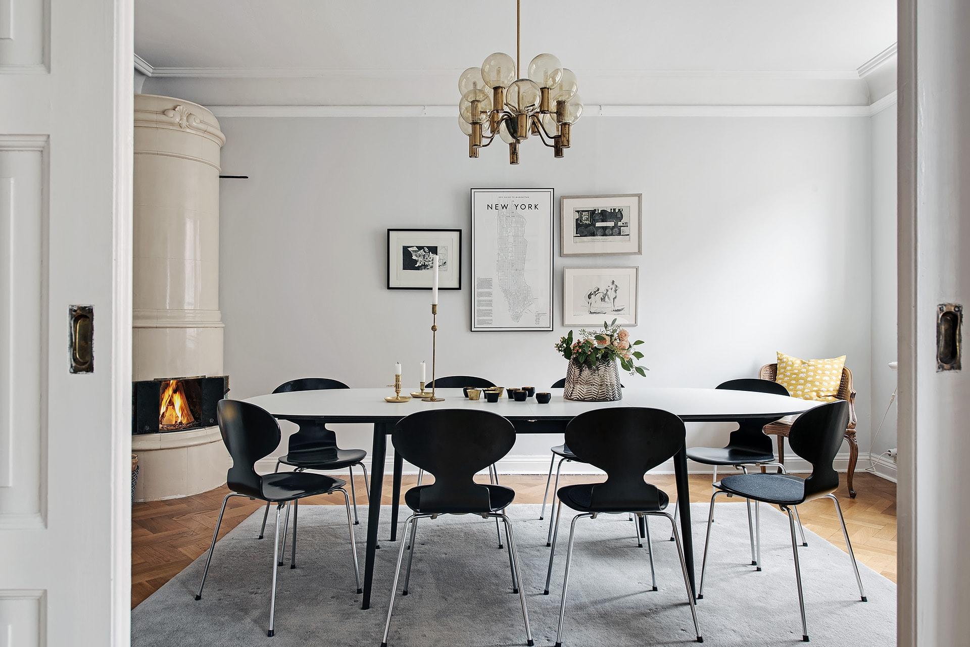 Separate Dining Room Coco Lapine Designcoco Lapine Design