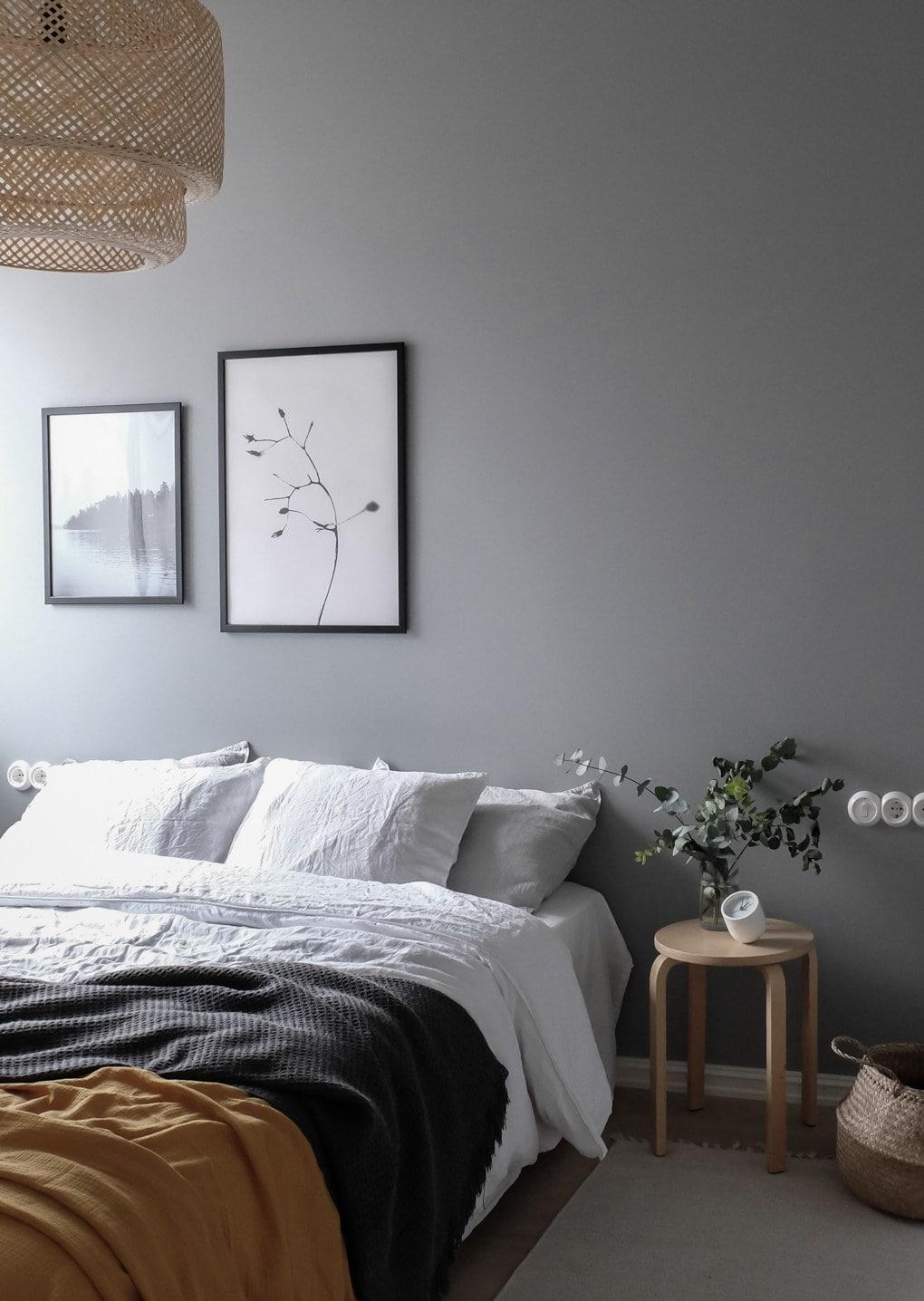 10 inspiring grey bedroom walls - COCO LAPINE DESIGNCOCO ...