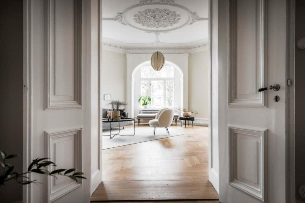 Majestic Swedish home
