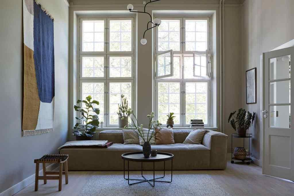 Beautiful home with impressive windows