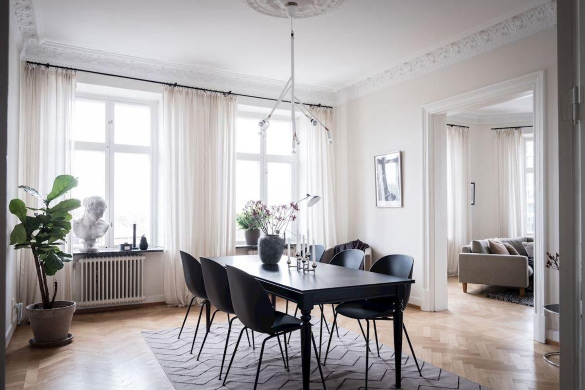Classy Dining Room Coco Lapine Designcoco Lapine Design