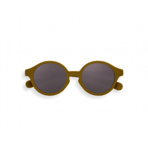 Gafas de sol para bebés Iziìzi Olive Green