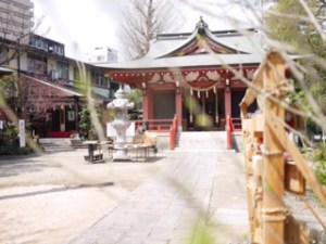 香取神社 ベビマ