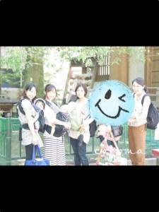 香取神社5.14ママ