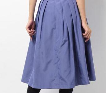 校閲ガールスカート