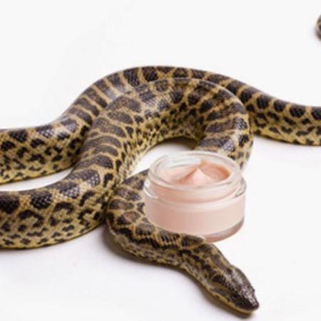 cosmetique venin de serpent