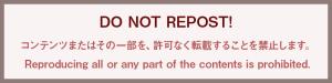 DO NOT REPOST!