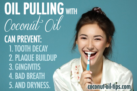 Coconut Oil Pulling